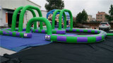 2016 neues Design Inflatable Race Track für Sale