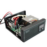 Inversor 1200va da potência da C.A. 220V da C.C. 12V 24V com carregador da C.A.