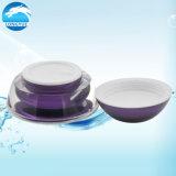 PP Plastic Cosmetic Jar for Packaging