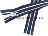 Zipper reflexivo de nylon da fita da extremidade aberta de Yyc (#5)