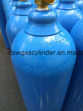 40L JP stigmatisent le cylindre de gaz d'acier sans joint