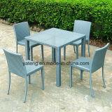 Silla amontonable vendedora entera barata del jardín al aire libre de la silla (YTA168)