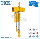 Constructeur électrique professionnel d'élévateur à chaînes