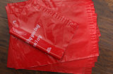 Coutume sauf le poly sac en plastique estampé par coût postal
