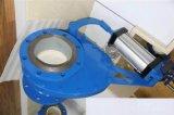 Válvula de alimentación de cerámica del oscilación neumático (GBZ643TC)