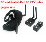 Skyzone 3D Fpv video Video-Übermittler der Schutzbrille-Set-Sky-02