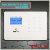 Alarme sem fio da segurança Home do assaltante de WiFi G/M