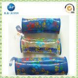 École Étudiant Crayon Pen Case Box Zipper Sac à papeterie (JP-plastic052)