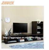 Hölzerne Fernsehapparat-Schrank-Wohnzimmer-Möbel-hölzerner Schrank bauen Möbel zusammen