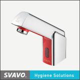 Form Entwurfs-automatischer Wasser-Hahn-Hahn hergestellt von der Zink-Legierung und von der ABS (V-AF5014)