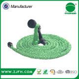 25FT, 50FT, 75FT, 100 pi, tuyau de jardin extensible de PVC de connecteur en plastique pour la maison