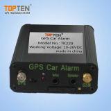 Alarme de carro GPS de dois sentidos com sistema de bloqueio central Cutoff do motor Tk220-Ez