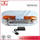 Bernsteinfarbiger LED Warnleuchten-Stab des LKW-Auto-mit Sirene (TBD06426)