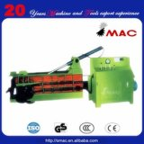 Smac Chine Advanced Hydraulic Baling Press pour Metal Recycling