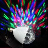 RGBのディスコライトを回すETL 3W E27 LED