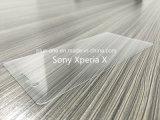 acessórios curvados 3D do telefone móvel de vidro Tempered para Sony Xperia X