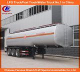 40000 Liter Oil Mobile Tanker in Fuel Tank Trialer Angola