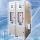 Switchgear Metal-Clad do armário da isolação do gás de C-Soldados Dxg-40.5
