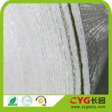 Mousse anti-calorique d'isolation de XPE et d'isolation thermique de papier d'aluminium
