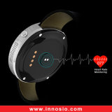 Dm360 Moto 360 Bluetooth Heart Rate Smart Watch für IOS/Android