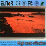 Écran polychrome d'intérieur élevé d'Afficheur LED du Pixel P4