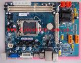 Cartão-matriz H61-1155 de trabalho da venda 100% quente para acessórios do computador de secretária