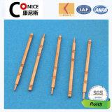 Тема точности CNC фабрики ISO подвергая механической обработке от вала