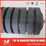De industriële Cema Rubber Nuttelozere Rol van de Transportband van het Effect van de Ring Gietende