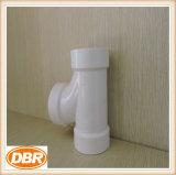 위생 티를 감소시키는 3*3*2 인치 크기 PVC 이음쇠