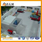Modèle le beau et de qualité d'ABS/modèle d'élément/facteur construction architecturale d'échelle modèle de construction/de modèle/projet de fabrication modèles de construction/tout le genre de signes