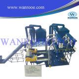 家庭電化製品のリサイクルのための不用な冷却装置シュレッダー機械