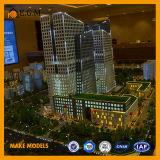 De commerciële Modellen van de Bouw/de Modellen van de Tentoonstelling/Correcte en Lichte Model/Architecturale Modellerende Bouw ModelMaker Van verschillende media
