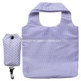 女性のためのかわいい折られたポリエステルショッピング・バッグ