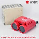 Télescope en plastique fait sur commande binoculaire professionnel de cadeau de promotion petit