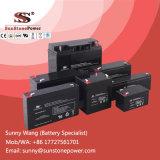 Sécurité 12V rechargeable Lead Acid Scellé Alimentation Batterie pour la sécurité et alarme incendie