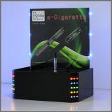Visualización de acrílico del tabaco del soporte de visualización del cigarrillo del LED Ilumilated para la venta