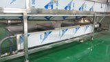 Arriba y abajo automática de alta presión de pulverización entera de frutas y verduras Lavadora