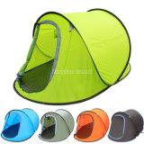 Großhandelsfreizeit-Zelte, Multispielerfiberglas-Pole-kampierende Zelte