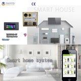 Système domestique intelligent de Zigbee de téléphone mobile pour le WiFi de domotique de Zigbee