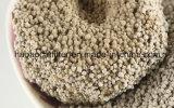 1-2mm Ball Bentonita Pet Litter- fuerte aglutinación y limpieza