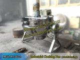 fogão 300L industrial com misturador