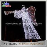 جديدة تصميم عطلة ضوء [لد] زخرفة اصطناعيّة خارجيّة عيد ميلاد المسيح ملاك الحافز ضوء