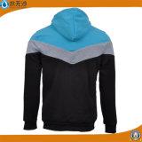 Il cappotto casuale del panno morbido di inverno degli uomini del rivestimento caldo di Hoody Outwear Hoodies