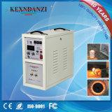 Máquina de calefacción de alta frecuencia de inducción para la soldadura del metal