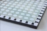 Vidro de isolamento da frita cerâmica para a decoração e a economia de energia