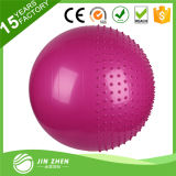Bola de punta del masaje del PVC de la bola del masaje con la bomba