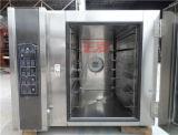 L'air chaud de gaz électrique faisant le four italien de convection partie les accessoires (ZMR-5M)