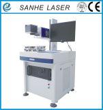 China fabrica la marca del laser del CO2 en el cuero, el embalaje y las materias textiles