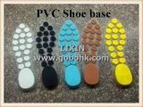 Control de programación del PLC de la máquina de la única inyección automática del zapato del PVC que moldea