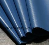 Impressão laminada fria da barraca de encerado do PVC (500dx500d 9X9 440g)